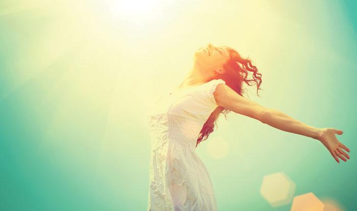 Sağlıklı bir yaşam için burundan nefes alın