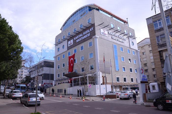 Kızılay'ın Kartal Hastanesi törenle hizmete açıldı