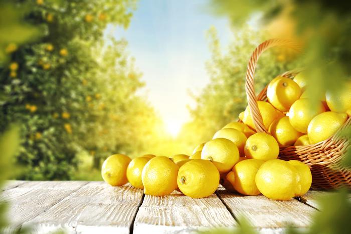 Limon kabuğunda saklı 6 fayda