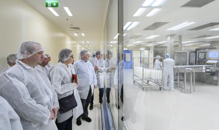 Allergan 160 milyon Euro yatırımla Westport'taki üretim tesisini genişletti