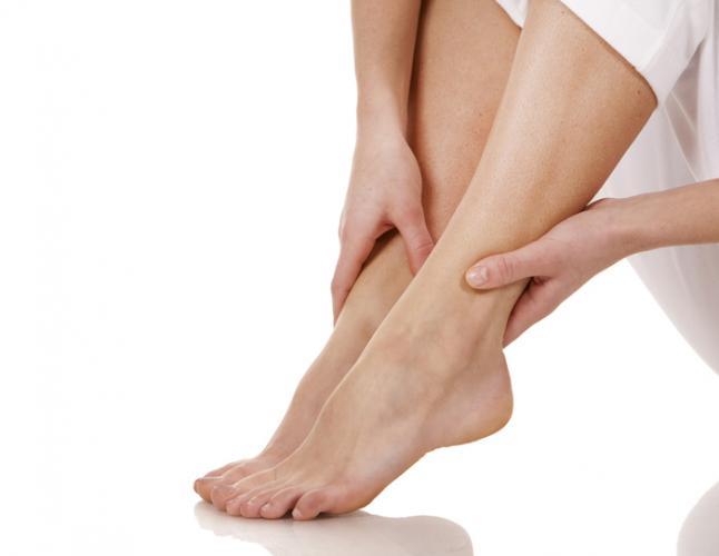 Ayak bileği burkulmaları, bağ ve kirişlere hasar veriyor