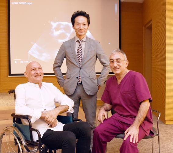 Kalp cerrahı iki kardeşi buluşturan yeni yöntem