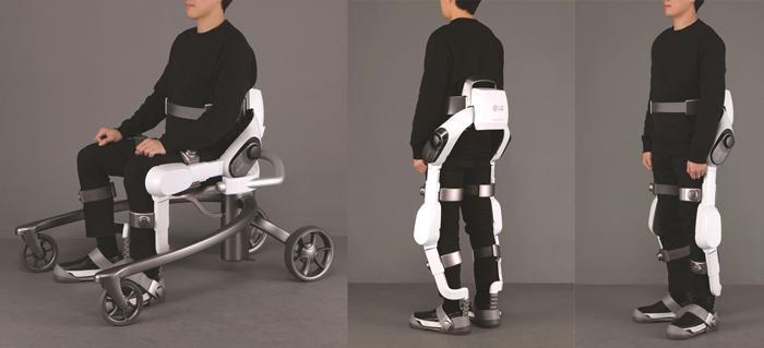 LG, giyilebilir robotu ile yapay zekalı robotların çağına adım atıyor