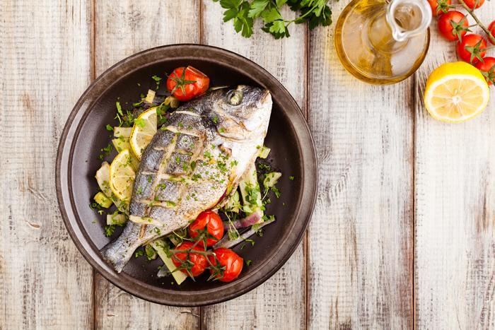 Kalp ve damar sağlığı için haftada en az bir kez balık tüketilmeli