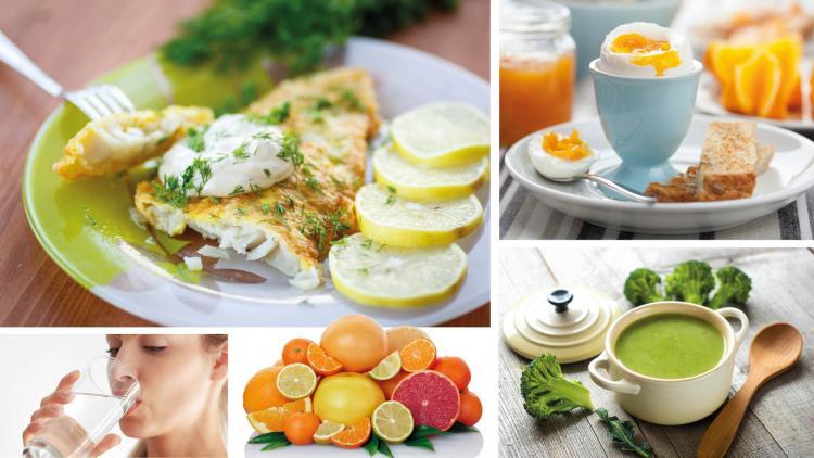 Covid sonrası vücut direncini artıran 10 besin