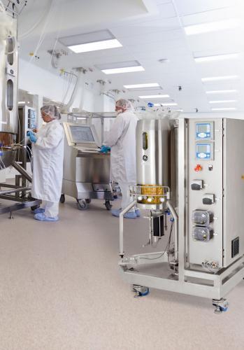 Arven İlaç, biyolojik ilaç üretim kapasitesini GE Sağlık ile genişletecek
