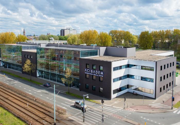 Acıbadem International Hollanda'daki 417 klinik arasında 7. oldu!