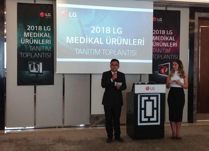 LG Electronics en yeni medikal ürünlerini Türkiye'de de satışa sunacağını duyurdu!