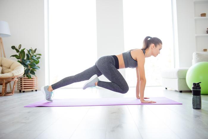 Sağlıklı bir yaşam için evde yapabileceğiniz beş egzersiz