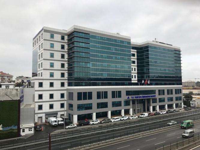 Türkiye'nin ilk antimikrobiyal hastanesi