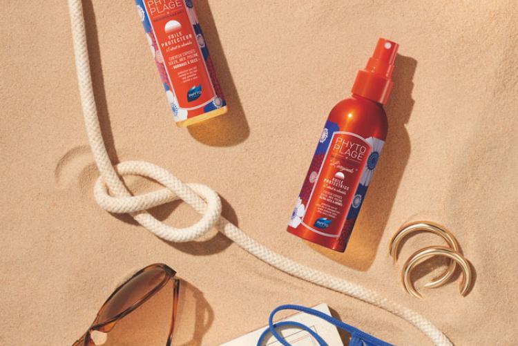 Phytoplage ile yaz boyunca saçlarınıza tam koruma ve bakım