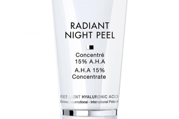 Leke karşıtı aydınlatıcı gece bakım kürü Teoxane Radiant Night Peel
